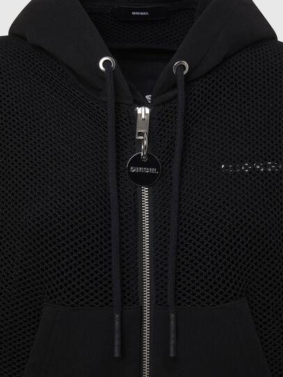 Diesel - M-ROXIE, Black - Knitwear - Image 3