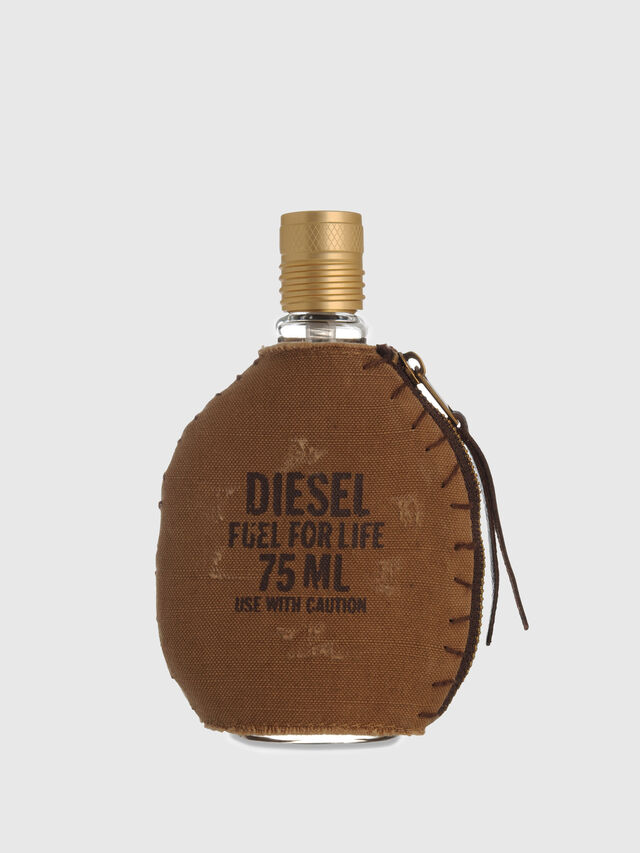 Diesel - FUEL FOR LIFE MAN 75ML, Camel - Fuel For Life - Image 1
