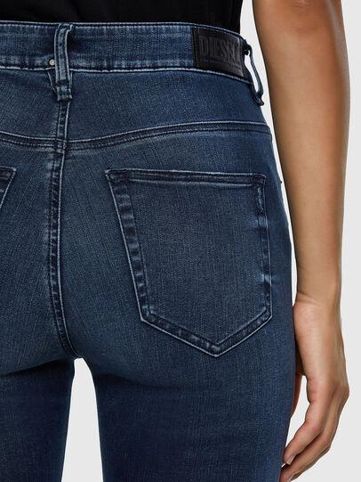 Diesel - Slandy High 009LR, Medium blue - Jeans - Image 3
