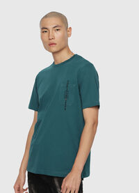 T-JUST-POCKET, Dark Green
