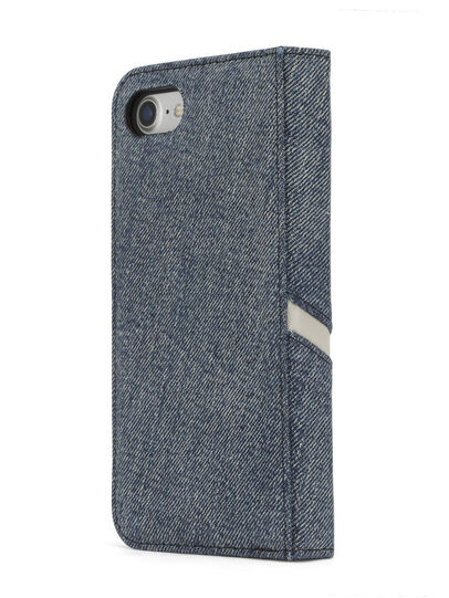 Diesel - DENIM IPHONE 8/7 FOLIO,  - Flip covers - Image 5