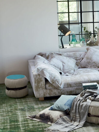 Diesel - CHUBBY POUF 100,  - Furniture - Image 1