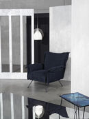 DL0F55 CLOUDSCAPE, Blue - Armchairs