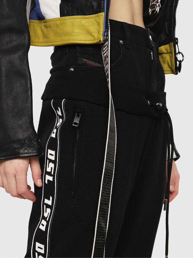 Diesel - M-SUIT-A, Black - Pants - Image 5