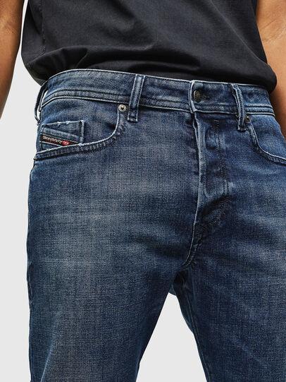 Diesel - Buster 0098P, Dark Blue - Jeans - Image 3