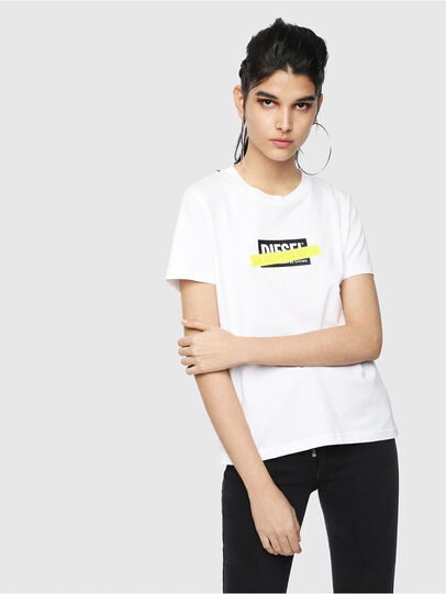 Diesel - T-SILY-WL,  - T-Shirts - Image 1