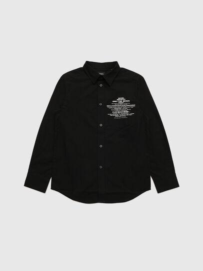 Diesel - CPROAD, Black - Shirts - Image 1