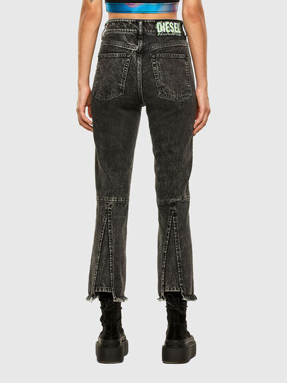 Diesel - D-Earlie 009DN, Black/Dark grey - Jeans - Image 2