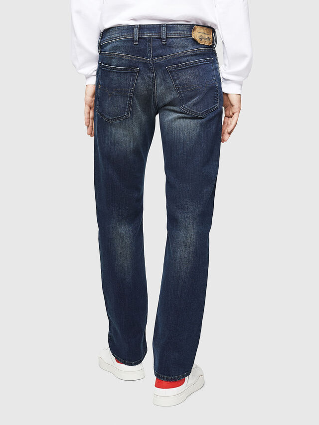 Diesel Waykee 0814W, Dark Blue - Jeans - Image 2