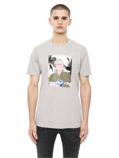 Diesel - TY-SOLDIER,  - T-Shirts - Image 1