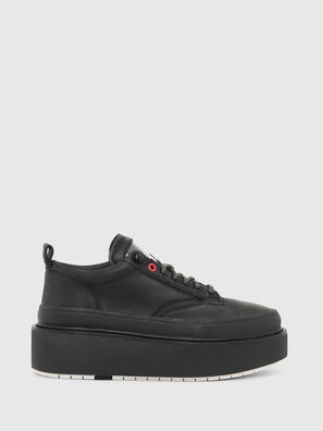 H-SCIROCCO LOW LACE, Black - Sneakers