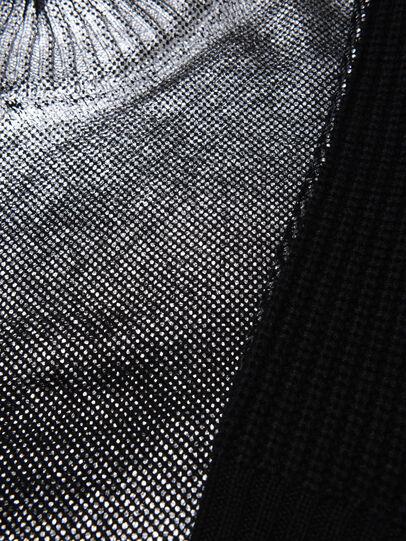 Diesel - KFOLLYA, Black - Knitwear - Image 3