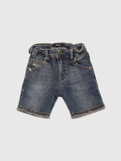 Diesel - PROOLYB-A-N, Medium blue - Shorts - Image 1