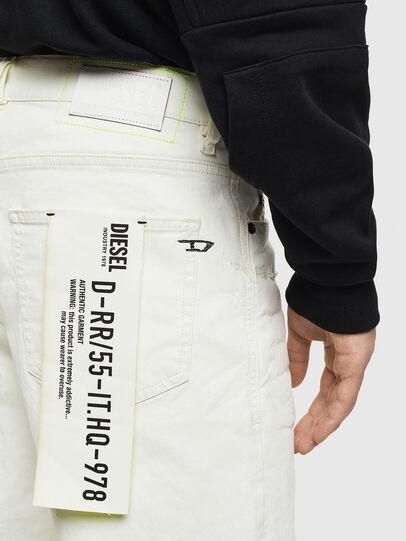 Diesel - D-Macs 069MS, White - Jeans - Image 4