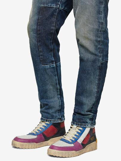 Diesel - D-Fining 009SV, Medium blue - Jeans - Image 5