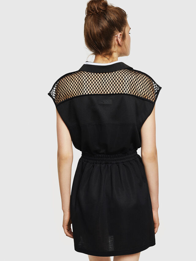 Diesel - D-REIA, Black - Dresses - Image 2