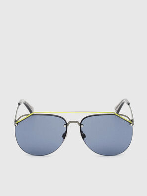 DL0314, Grey/Blue - Sunglasses
