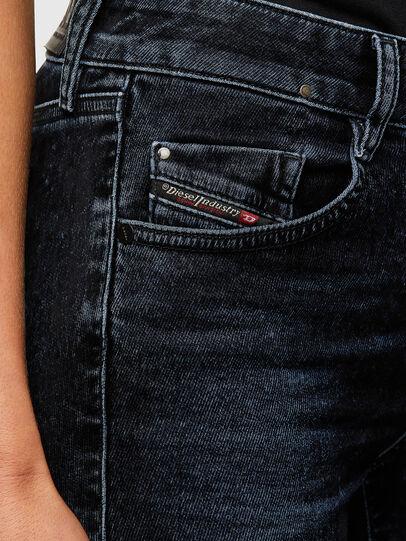 Diesel - D-Ollies JoggJeans® 069UH, Black/Dark grey - Jeans - Image 3
