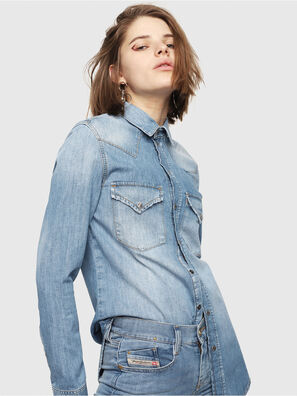 DE-RINGY,  - Denim Shirts