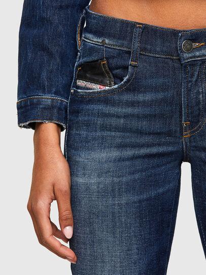 Diesel - D-Ebbey 009SC, Dark Blue - Jeans - Image 3
