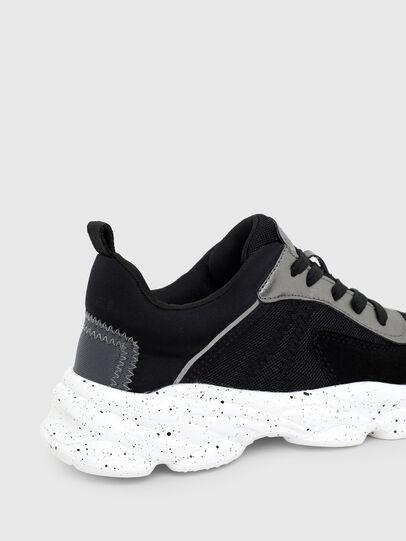 Diesel - S-SERENDIPITY LC CH, Black - Footwear - Image 4