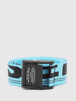 B-MASER, Azure - Belts