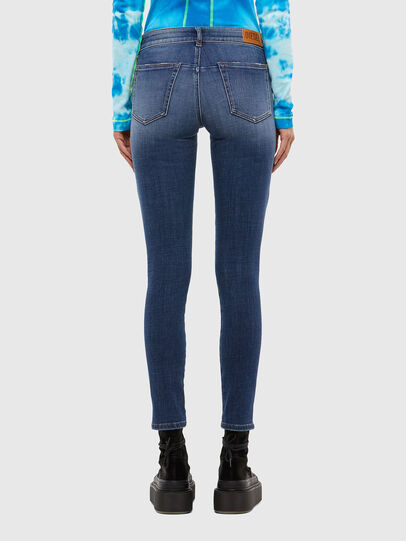 Diesel - D-Jevel 009JK, Medium blue - Jeans - Image 2