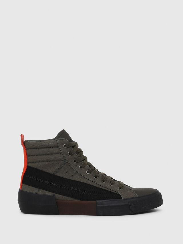 Diesel - S-DESE MC, Green/Black - Sneakers - Image 1