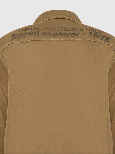 Diesel - J-BERKLEY, Light Brown - Jackets - Image 5
