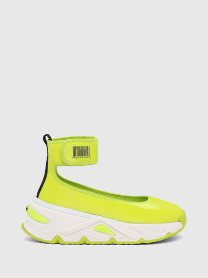 Diesel - S-HERBY BA W, Yellow - Flats - Image 1