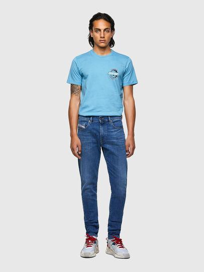 Diesel - D-Strukt 09A80, Medium blue - Jeans - Image 5