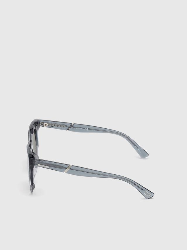 Diesel DL0270, Grey - Eyewear - Image 3