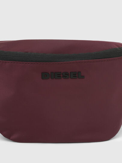 Diesel - F-SUSE BELT DM, Bordeaux - Belt bags - Image 5