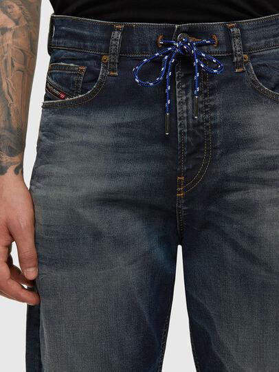 Diesel - D-VIDER JoggJeans® 069NT, Dark Blue - Jeans - Image 4
