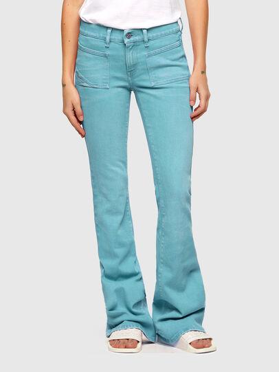 Diesel - D-Ebbey 009VA, Blue - Jeans - Image 1