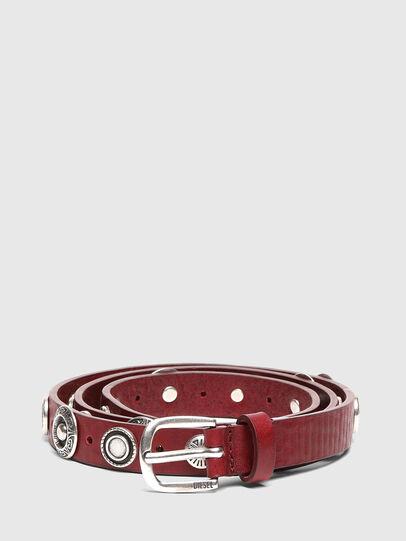 Diesel - B-GAUCHO, Red - Belts - Image 1