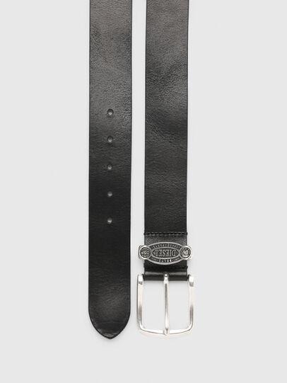 Diesel - B-BORN, Black - Belts - Image 3