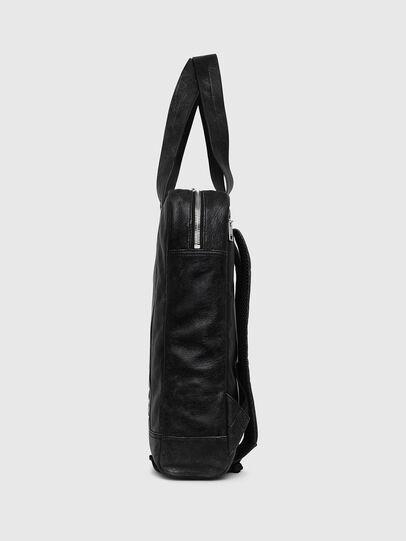 Diesel - ZAVIO, Black - Shopping and Shoulder Bags - Image 3