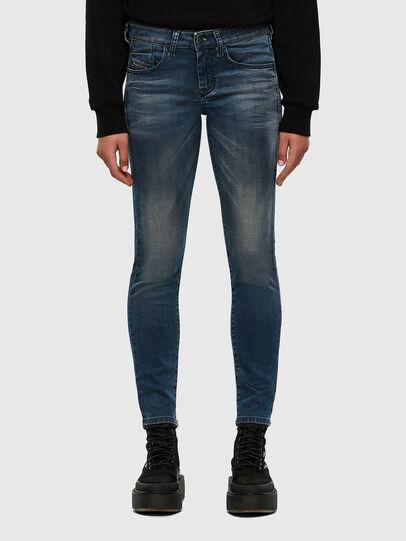 Diesel - D-Ollies JoggJeans 069NM, Medium blue - Jeans - Image 1