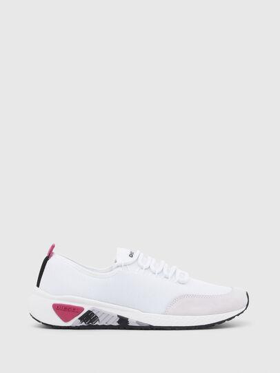 Diesel - S-KB LC W, White - Sneakers - Image 1
