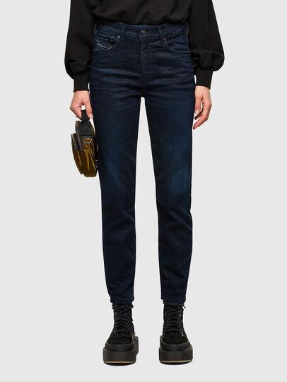 Diesel - D-Joy JoggJeans® 069RW, Dark Blue - Jeans - Image 1