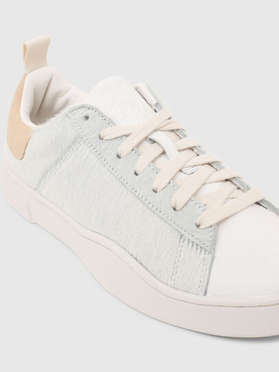 Diesel - S-CLEVER LOW LACE W, White - Sneakers - Image 4