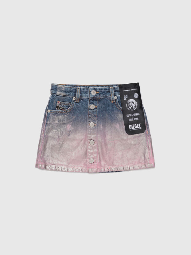 GEJODY-R, Blue/Pink - Skirts