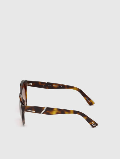 Diesel - DL0252, Brown - Sunglasses - Image 3