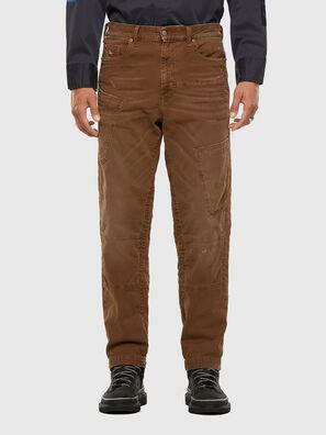 D-Azzer JoggJeans 069NF, Light Brown - Jeans