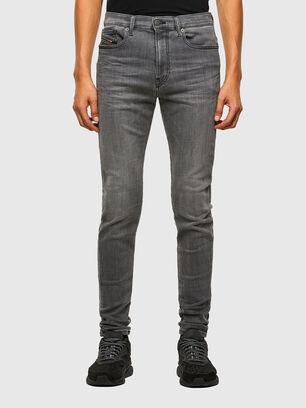 D-Amny 009NZ, Black/Dark grey - Jeans