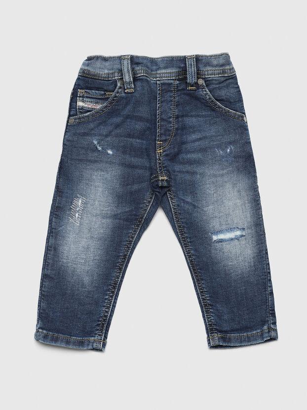 KROOLEY JOGGJEANS-B-N, Medium blue - Jeans