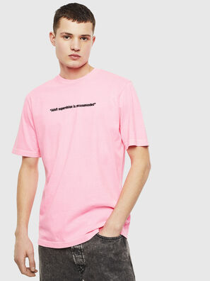 T-JUST-NEON, Pink - T-Shirts