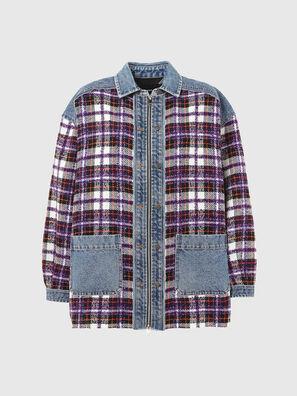 G-KERYA, Blue/Violet - Jackets