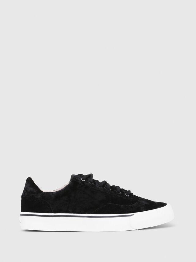 Diesel - S-FLIP LOW W, Black - Sneakers - Image 1